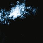亡者の悲鳴が聞こえてきそうな煙の形